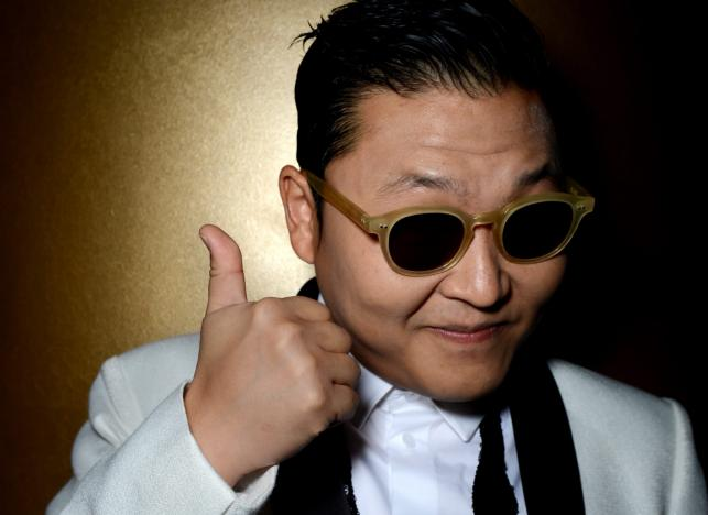 """""""Gangnam Style"""" ma miliard na YouTube"""