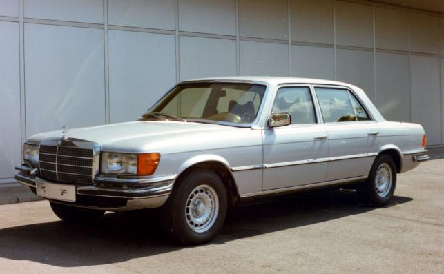 Seria 116 (1972-1980)