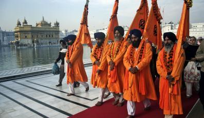 Armitsar. Święte miejsce hinduizmu