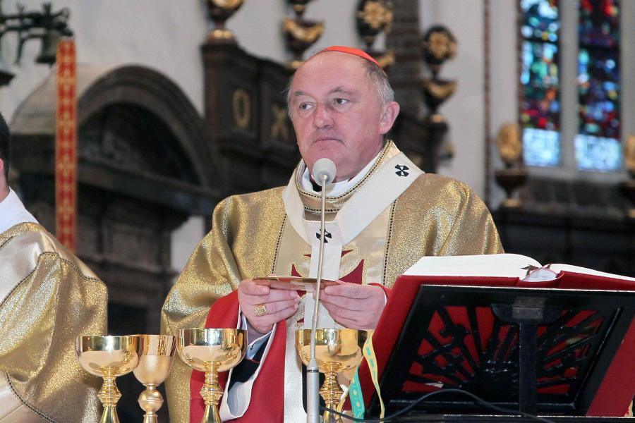 Kardynał Kazimierz Nycz