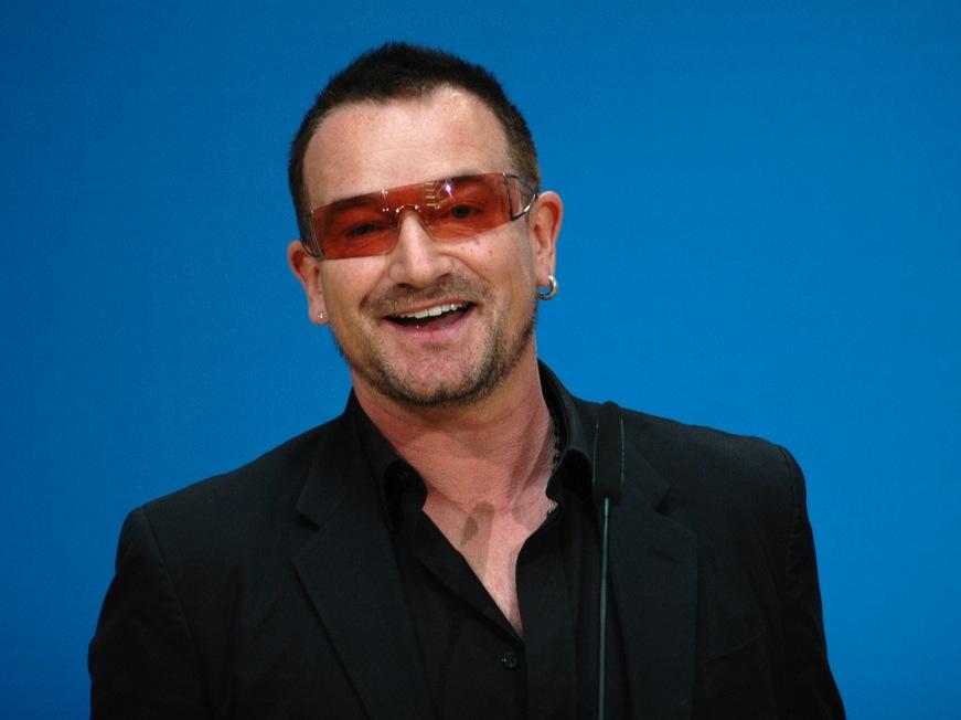 Bono doczekał się pająka swego imienia