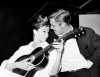 Audrey Hepburn i George Pappard