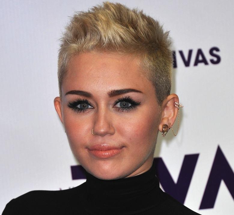 Miley Cyrus gwiazdą \