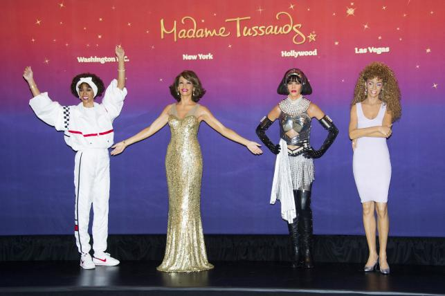 Woskowe figury Whitney Houston