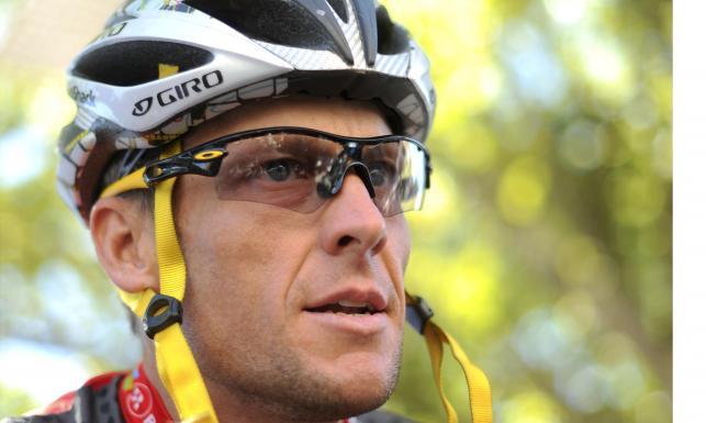 Armstrong nie stanie przed Amerykańską Komisją Antydopingową · Lance Armstrong - 4645926-lance-armstrong-643-385