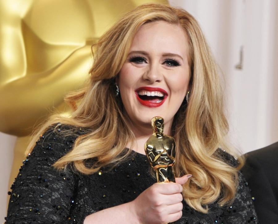 Adele – zdobywczyni pewnego Oscara