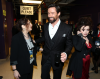Hugh Jackman i Helena Bonham Carter na backstage'u