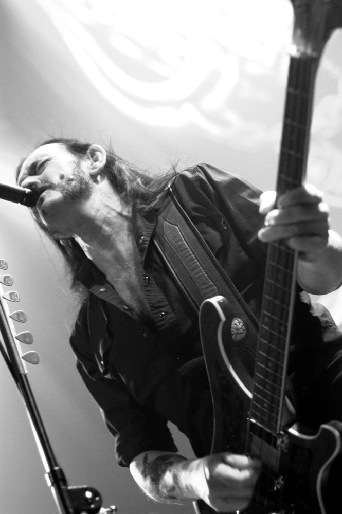 Motörhead zagra na Urysnaliach