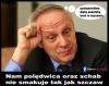 Niesiołowski królem szczawiu. Internet śmieje się z posła