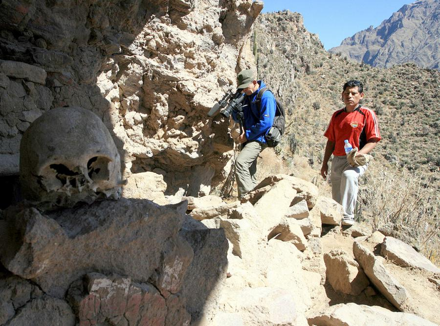 Polacy o krok od słynnego skarbu Inków