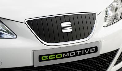 Seat ibiza ecomotive - to obecnie najbardziej ekologiczne auto w klasie maluchów