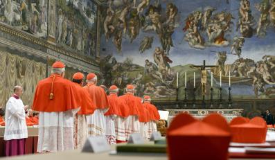 Konlawe w Watykanie