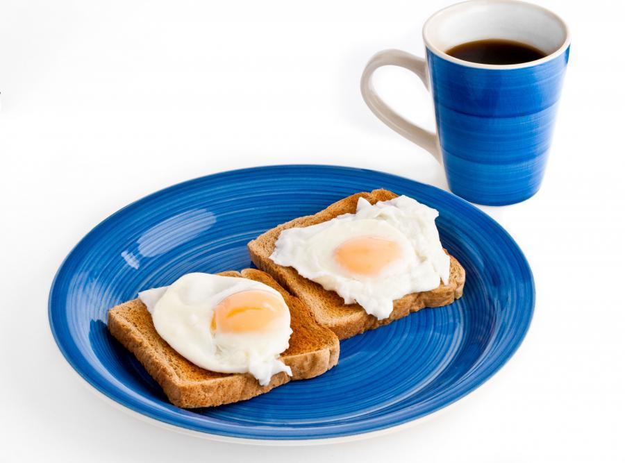 Śniadanie nie zawsze jest dobre