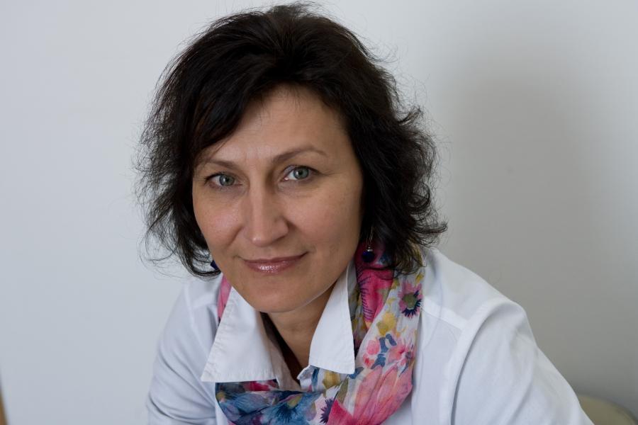 Jadwiga Sztabińska - redaktor naczelna \