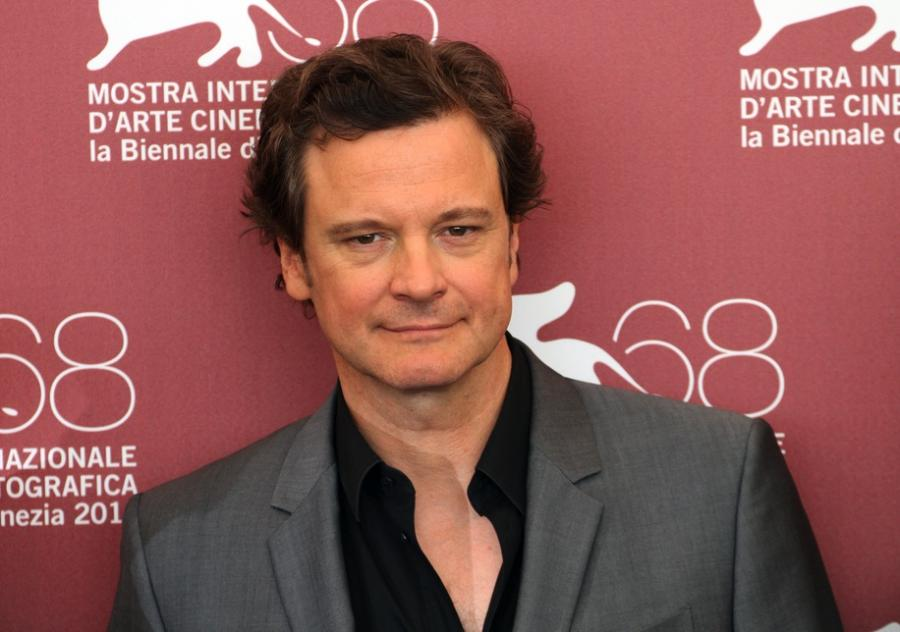 Colin Firth negocjuje rolę w \