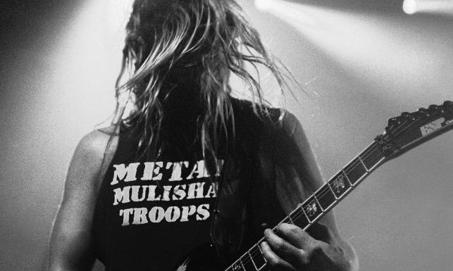 Jeff Hanneman nie żyje. Pożegnanie legendarnego gitarzysty Slayera