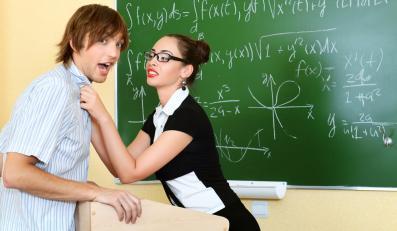 Nauczycielka