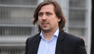 Poseł PiS Tomasz Kaczmarek