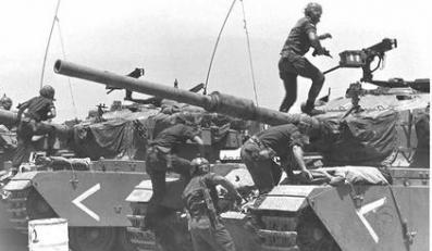 Jednostka czołgów centurion