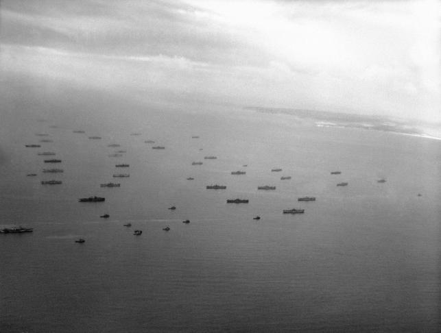 Flota inwazyjna