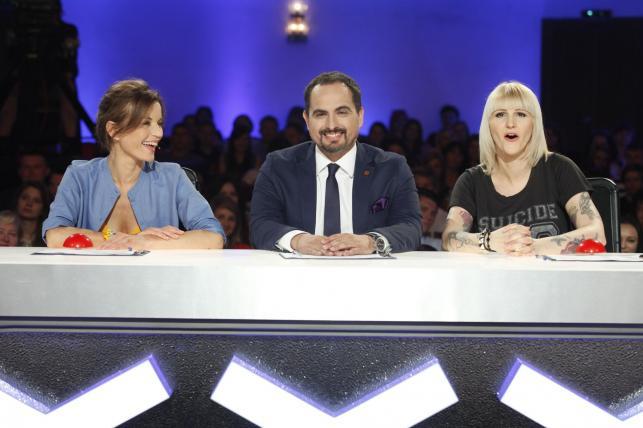 """Nowy skład jury """"Mam talent!"""" na pierwszym castingu"""