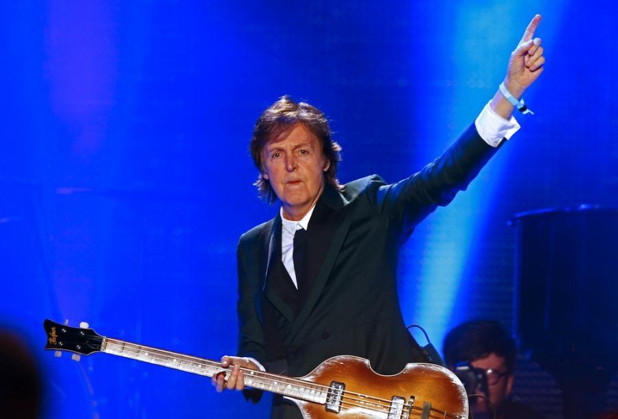 Paul McCartney po raz pierwszy wystąpi w Polsce