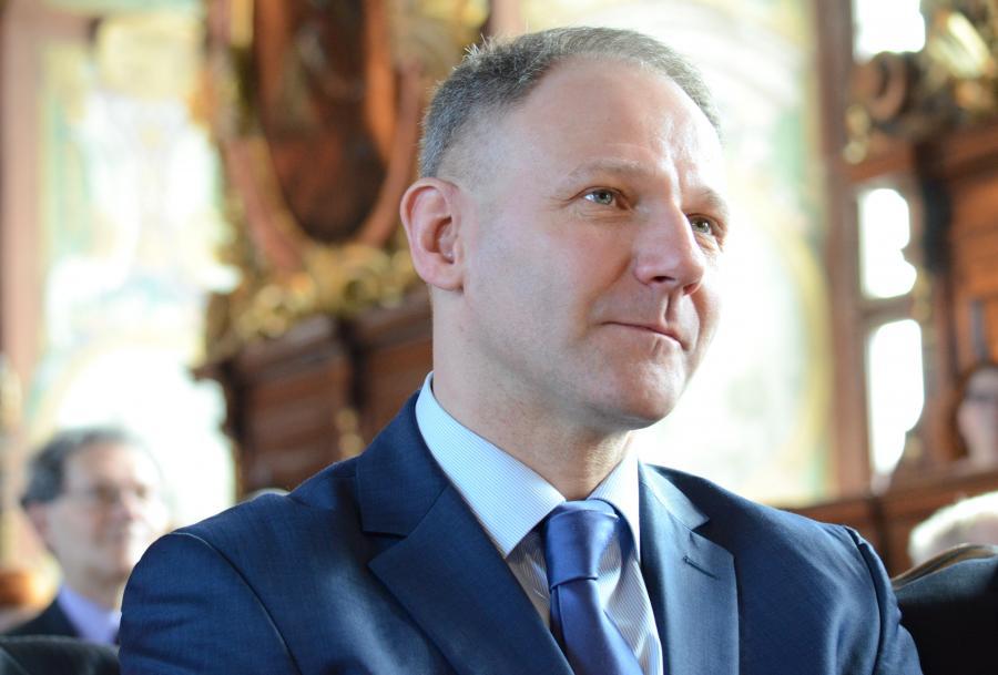 Europoseł PO Jacek Protasiewicz