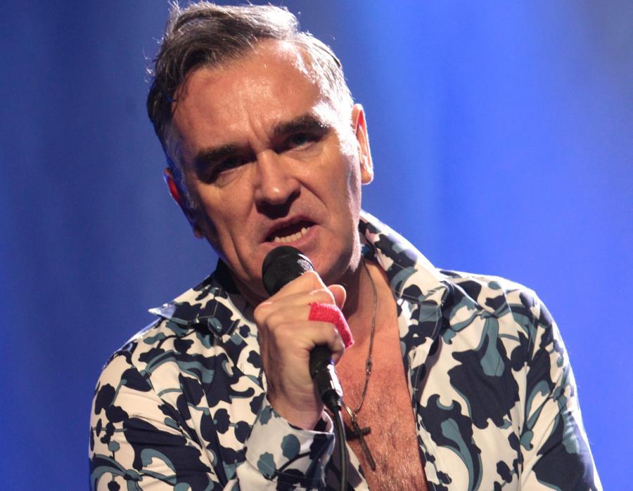 Morrissey wydaje DVD z konceru w Los Angeles