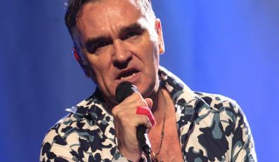 Koncertowy Morrissey w wakacje
