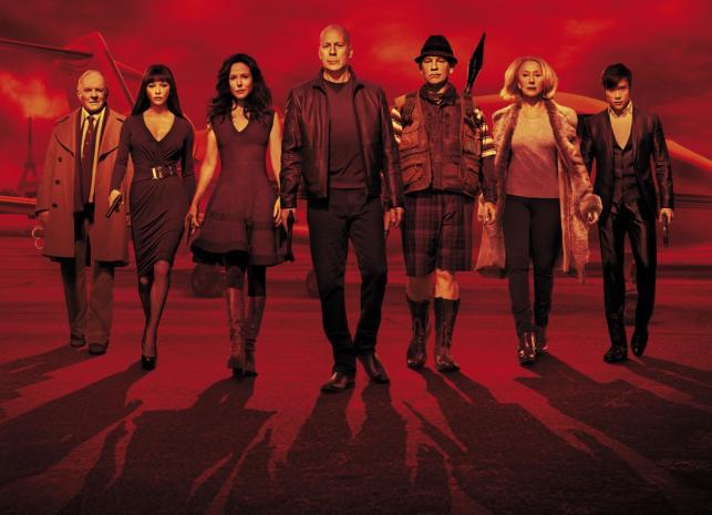 Bruce Willis i emerycka spółka znów w akcji