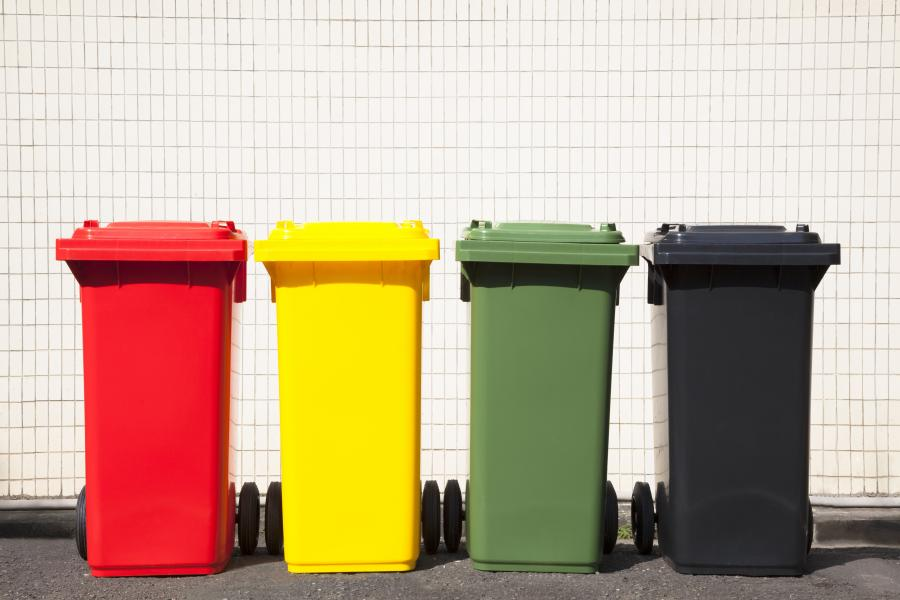 Kubły na śmieci