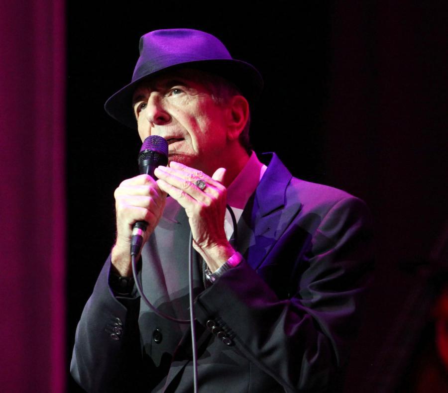 Leonard Cohen na jedynym koncercie w Polsce