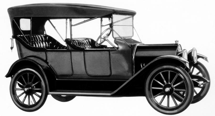 1914 - Chevrolet Series H Baby Grand