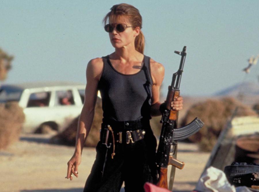 Najtwardsze filmowe kobiety świata