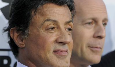 Sylvester Stallone i Bruce Willis