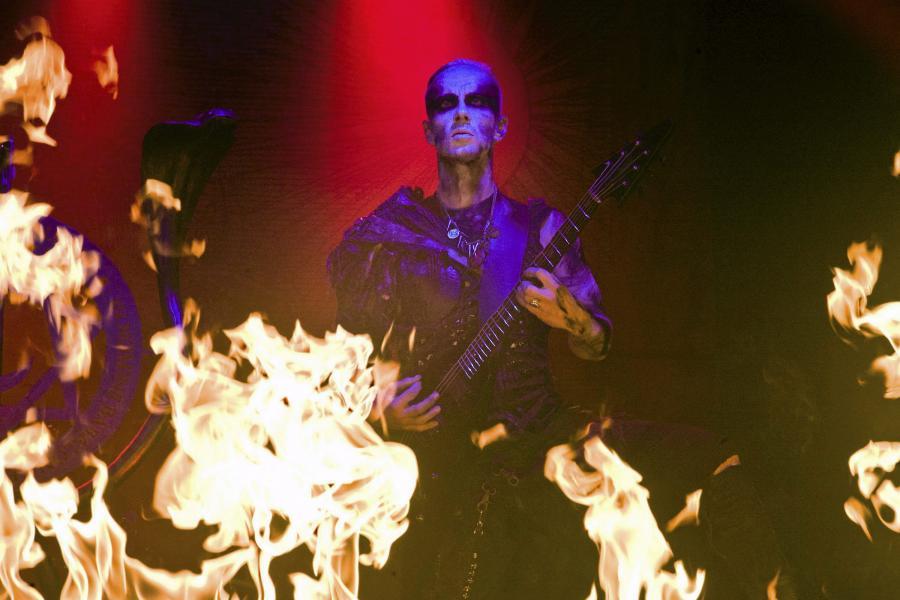 Behemoth dopiero w 2014 roku