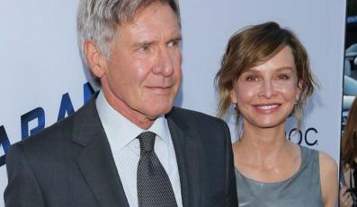 Calista Flockhart i Harrison Ford