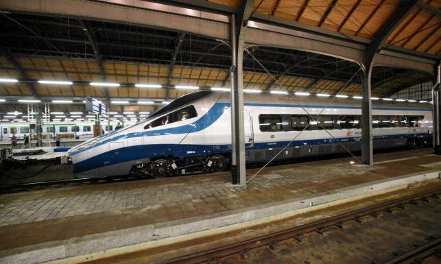 Rewolucja na kolei. Pendolino przyjechał do Wrocławia