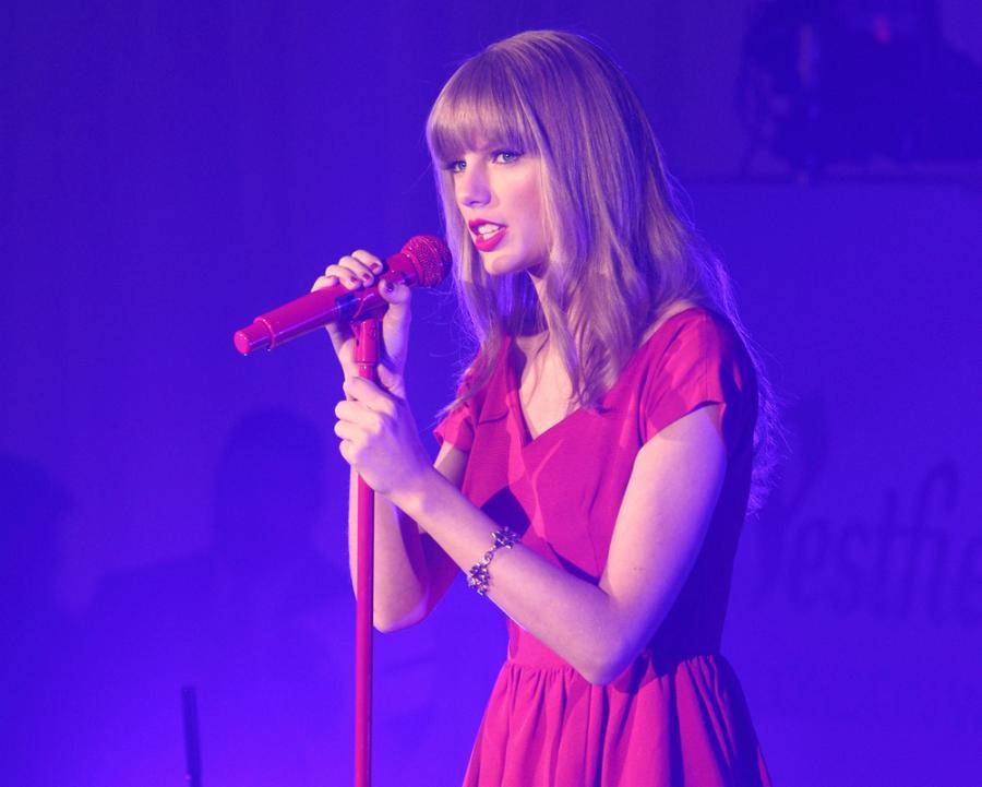 Czego boi się Taylor Swift?
