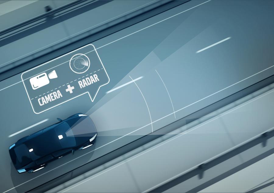 Inżynierowie Volvo opracowali nowy system, który wykrywa krawędzie jezdni i bariery