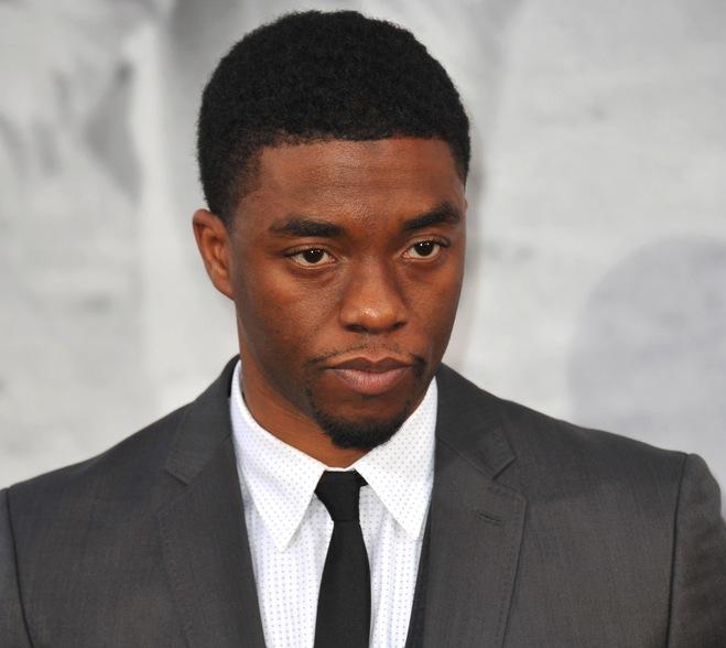 Chadwick Boseman będzie Jamesem Brownem