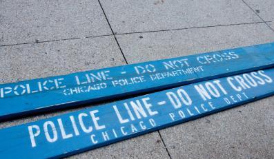 Policja w Chicago