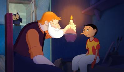 """""""Pinokio"""" wierny literackiemu oryginałowi"""