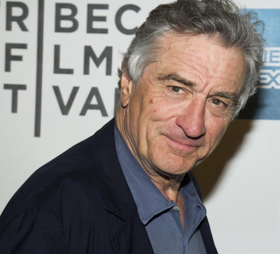 Robert De Niro zagra w \