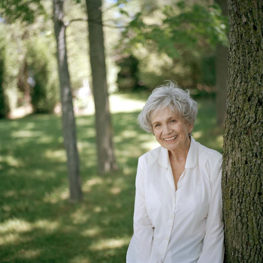 Alice Munro, Photo Derek Shapton, Wydawnictwo Literackie