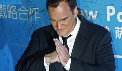Batman nudzi Quentina Tarantino