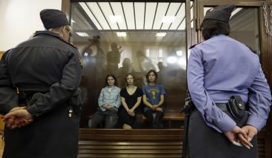 Procesy pokazowe w Rosji - Pussy Riot