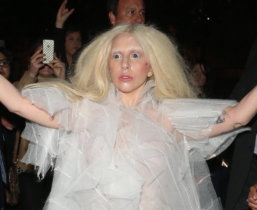 Lady GaGa jako Królewna Śnieżka