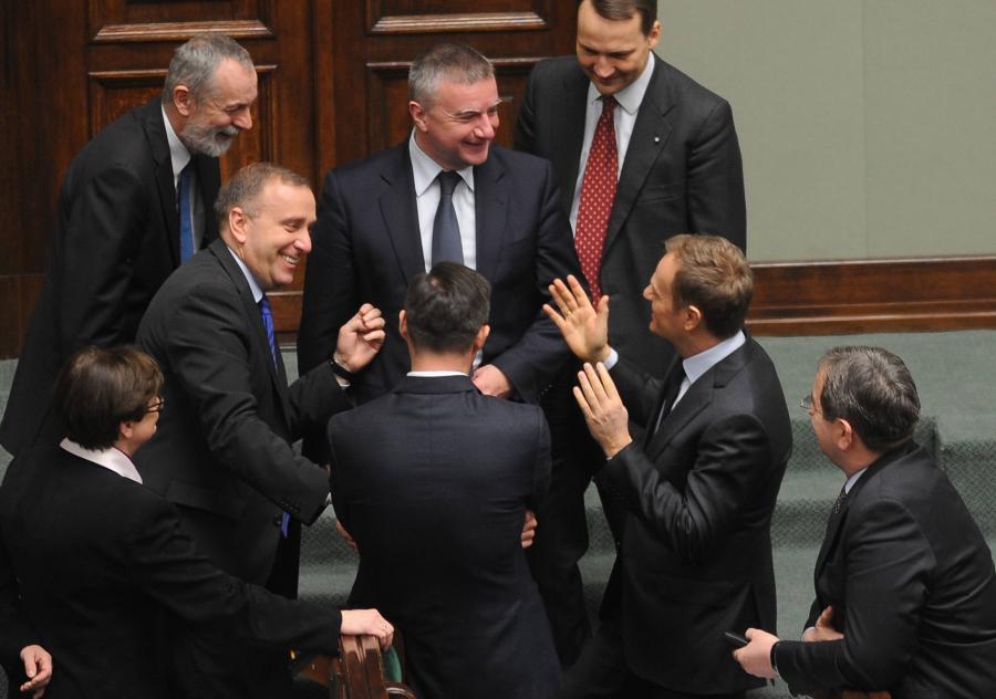 Platforma Obywatelska w Sejmie