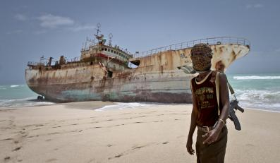 Somalijski pirat
